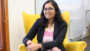 Swati Singh, enterprise integration consultant at Rojo Consultancy